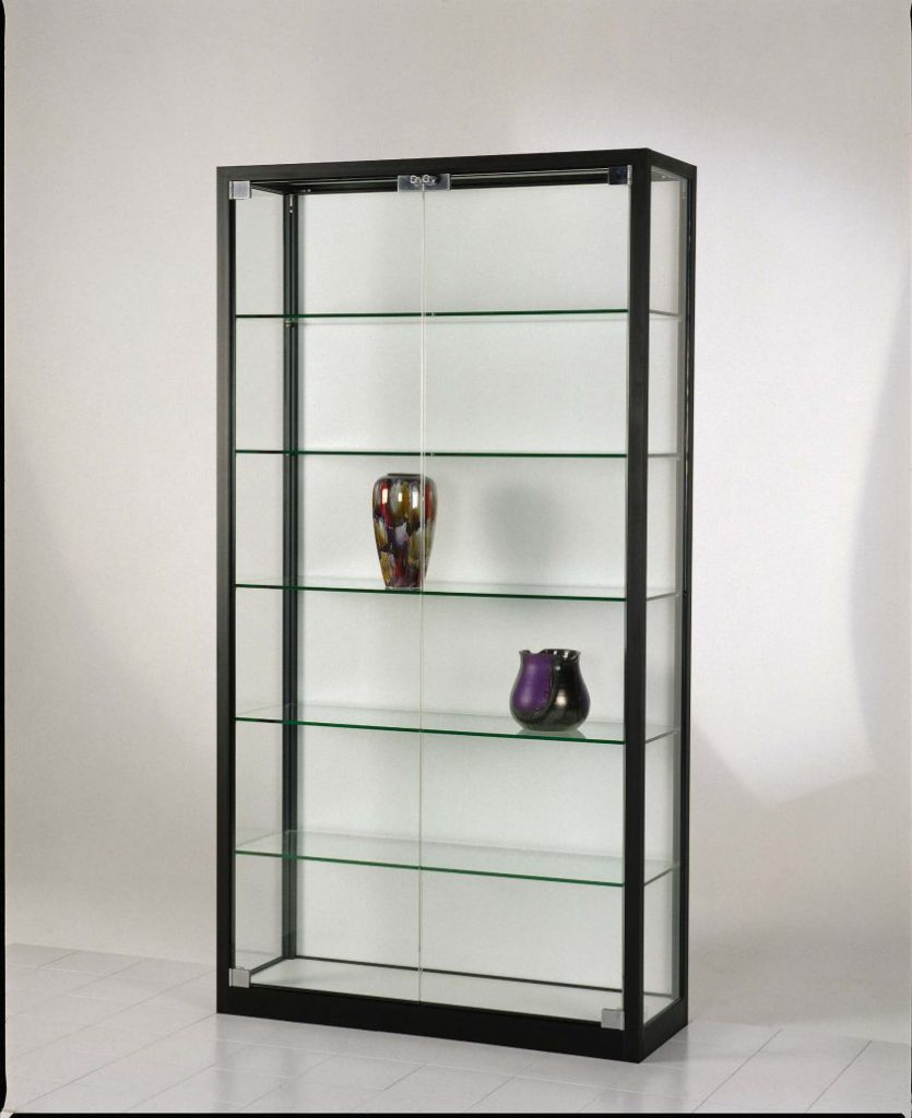Шкаф-витрина стеклянная картинки