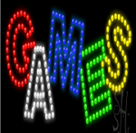 Gamesledsign (englanninkielinen)